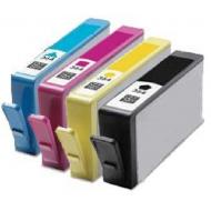 HP 364XL (Multi-4Pack) cartridges (huismerk)