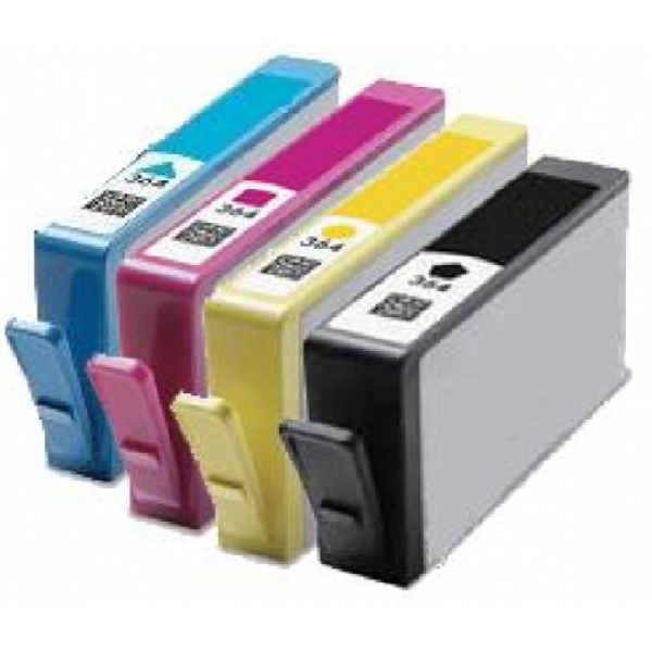 HP 364XL (Multi-4Pack) cartridges (huismerk)