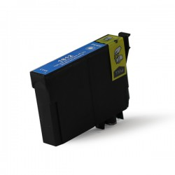 Epson 1812 XL Cyaan cartridge (huismerk)