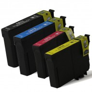 Epson 1816 XL (Multi-4 PAck) cartridges (huismerk)