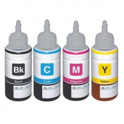 Epson T6641 + T6642 + T6643 + T6644 XL (huismerk) voordeelset