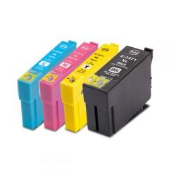Epson 34XL Set - T3475XL huismerk cartridge