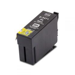 Epson 34XL Zwart - T3471XL huismerk cartridge