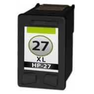 HP 27 Zwart cartridge (huismerk)