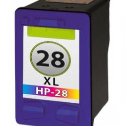 HP 28 Tri-Color cartridge (huismerk)