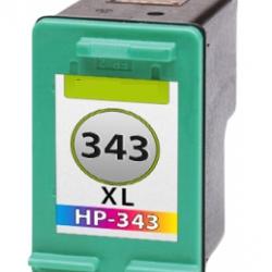 HP 343 Tri-Color cartridge (huismerk)