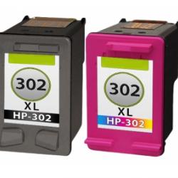 HP 302 XL DUO-pack (huismerk)