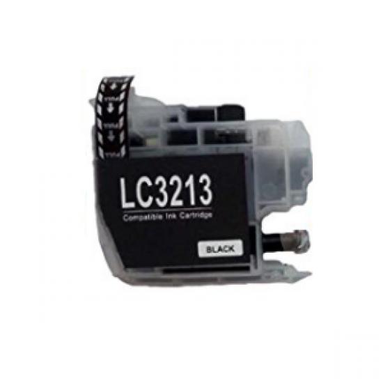 Brother LC-3213/3211 Black (huismerk)