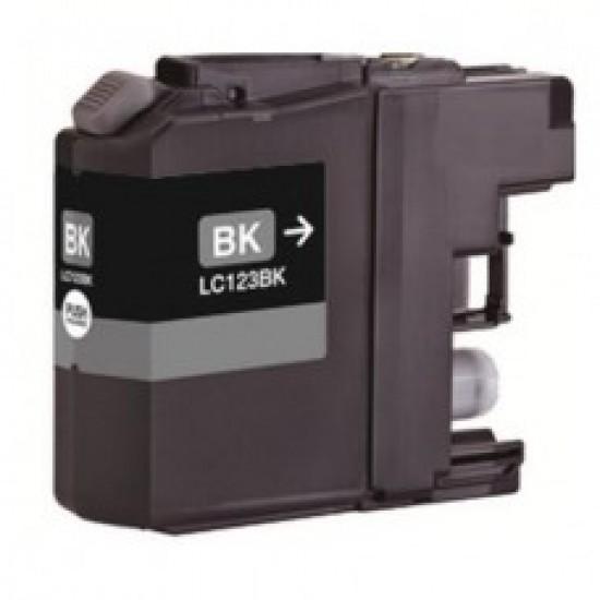 Brother LC-123 XL Black (huismerk)