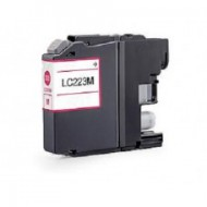 Brother LC-223 Magenta (huismerk)