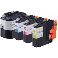 Brother LC-229 & LC-225 multipack (huismerk)