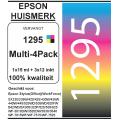 Epson 1295 (Multi-4 Pack) cartridges (huismerk)