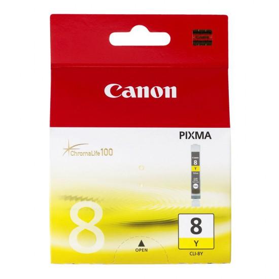Canon CLI-8 Yellow ORIGINEEL