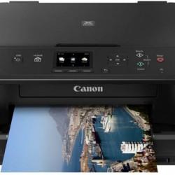 Canon MG 5750 Printer met XL cartridges erbij