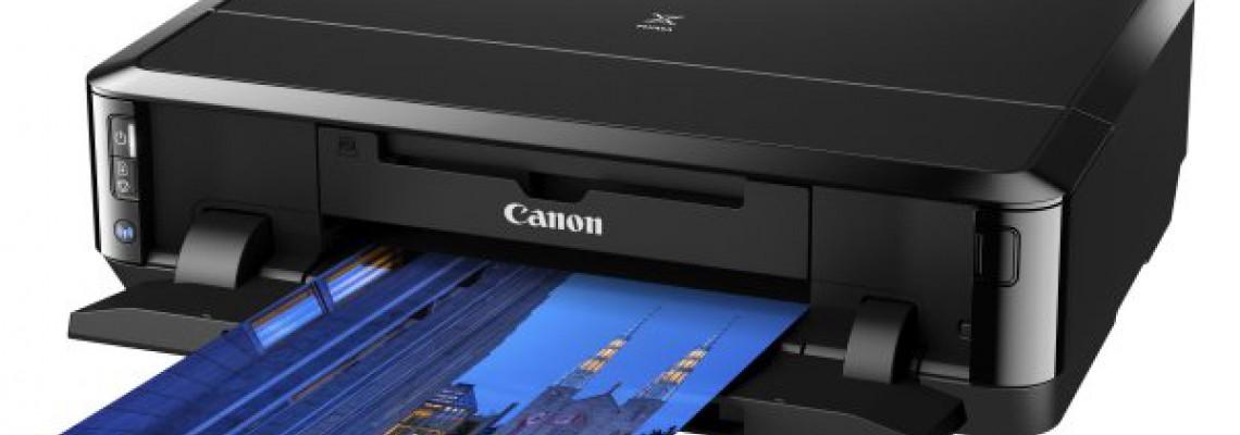 Nieuwe printer? De Canon IP 7250 - De beste kwaliteit printer!