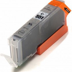 Canon CLI-551 XL Grey cartridge (huismerk)
