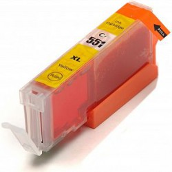 Canon CLI-551 XL Yellow cartridge (huismerk)