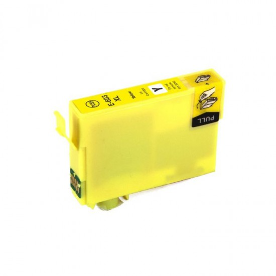 Epson 603 XL Huismerk Yellow