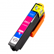 Epson 2633 XL Magenta cartridge (huismerk)