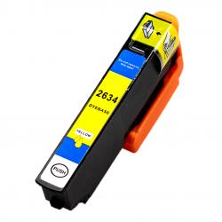 Epson 2634 XL Yellow cartridge (huismerk)