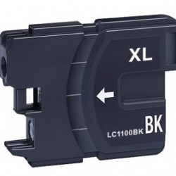 Brother LC-1100 XL Black (huismerk)