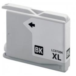 Brother LC-970 XL Zwart (huismerk)