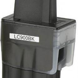 Brother LC-900 Zwart (huismerk)