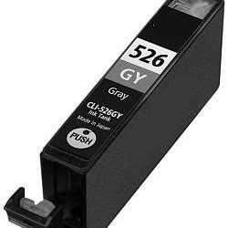 Canon CLI-526 Grijs met chip (huismerk)