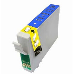 Epson 1282 Cyaan cartridge (huismerk)