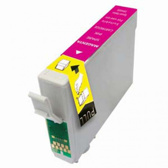 Epson 1283 magenta cartridge (huismerk)