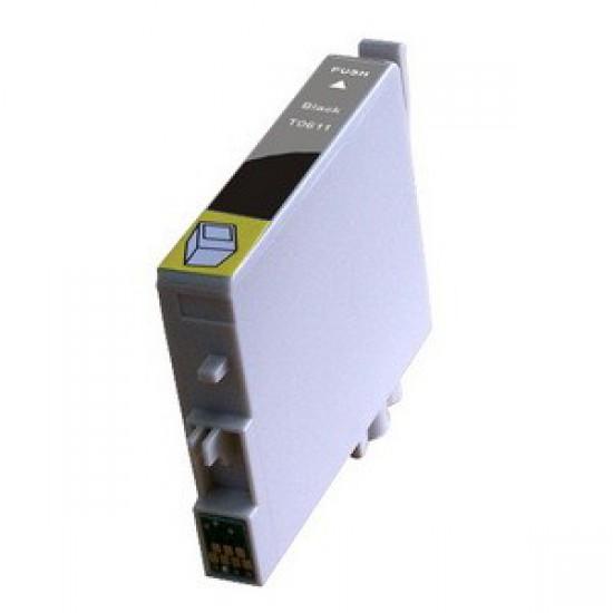 Epson 611 Black cartridge (huismerk)