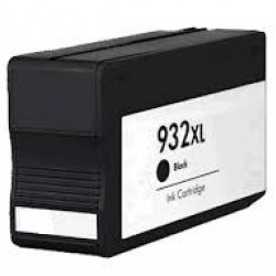 HP 932XL zwart cartridge (huismerk)