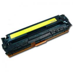 HP CB542A (125A) toner (huismerk)
