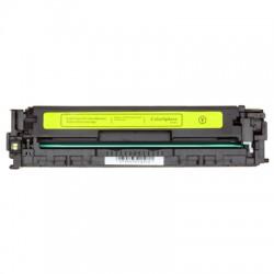 HP 128A Yellow  toner (huismerk)
