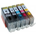 Eetbare inkt Canon PGI-525 + CLI-526 (Multi-5 Pack) cartridges